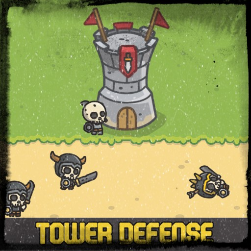 Tower Defense prototype